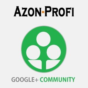 Azon-Profi GooglePlus-Community