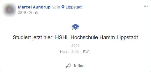 Marcel Aundrup HSHL